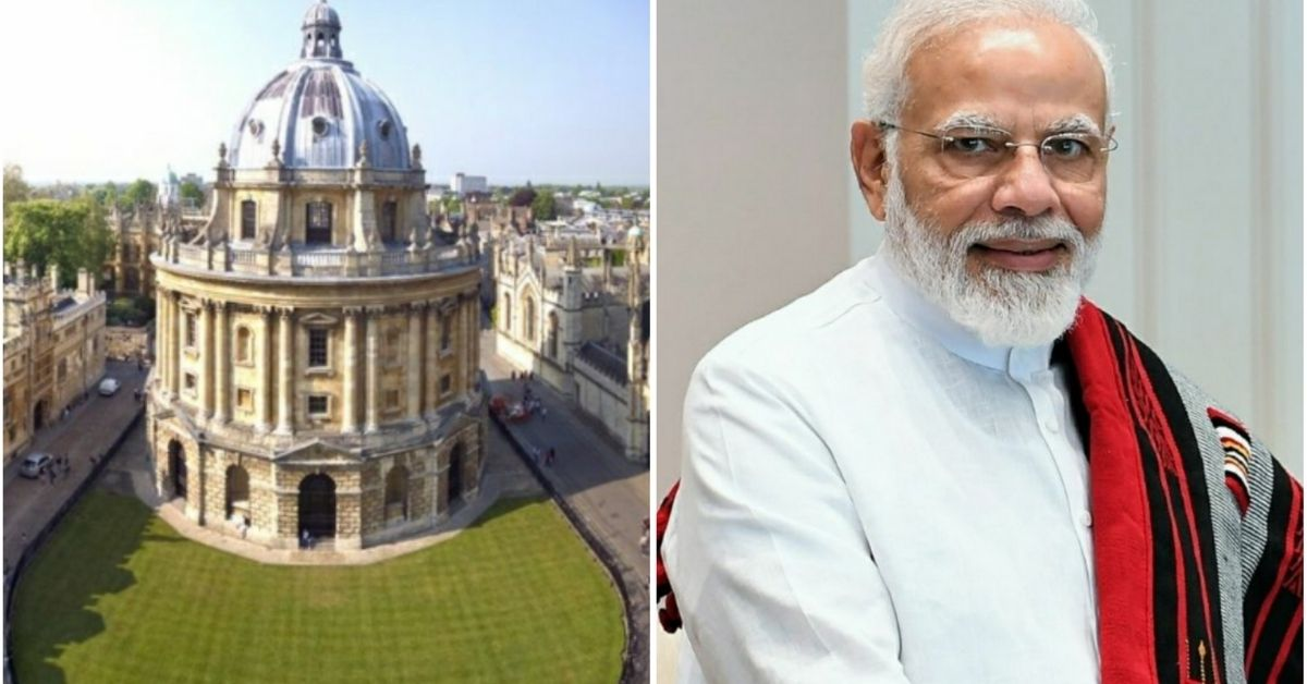 Modi Govt wants the likes of Oxford and Yale to have campuses in India