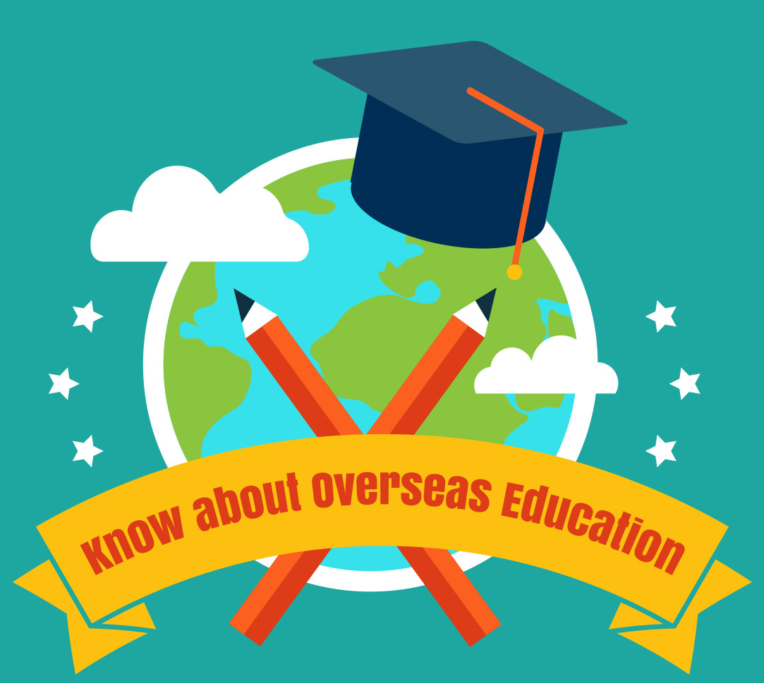 Know About Overseas Education