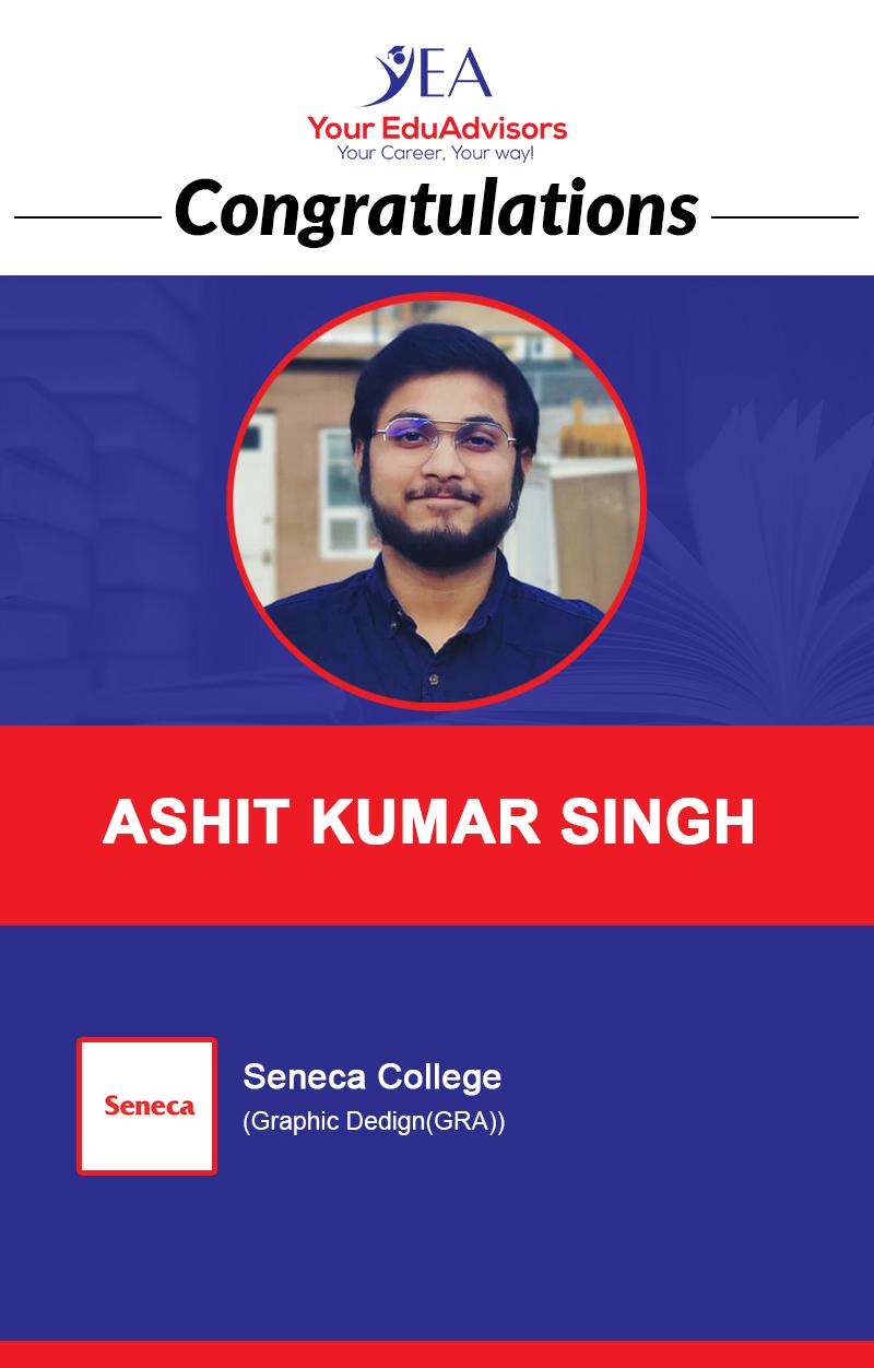 Ashit Kumar Singh