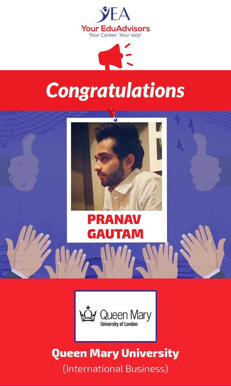 Pranav Gautam Post